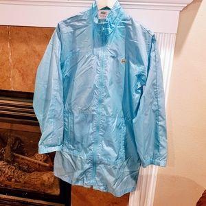 Vintage Alligator Lacoste Thin Nylon Jacket